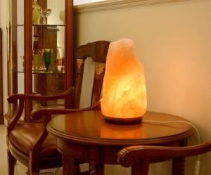 солевая лампа как использовать