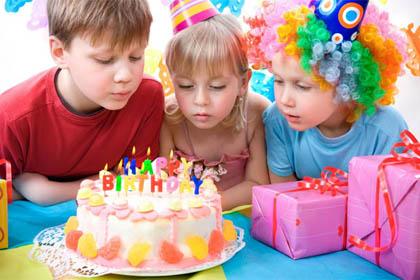 Каким должен быть детский торт