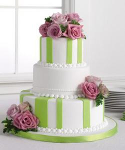 Какой торт выбрать на свадьбу
