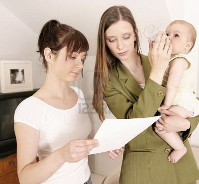 Как выбрать няню для новорожденного
