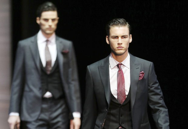 Как одеваются мужчины сегодня