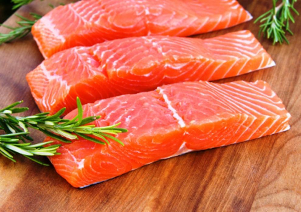 Красная рыба – быстро и вкусно