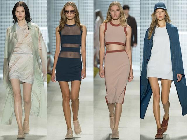 Модные тенденции этой весны