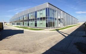 Проектирование и строительство складских помещений