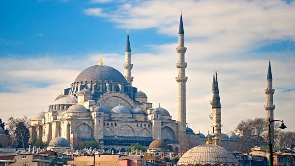 Путешествие с путеводителем по Турции