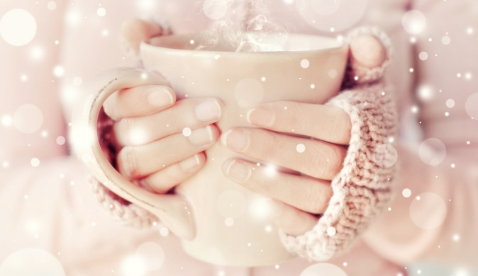 Уход за кожей рук зимой в домашних условиях