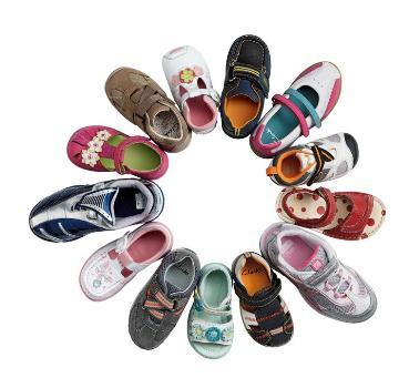Какую обувь выбрать ребенку