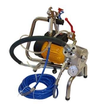 Покрасочное оборудование высокого давления