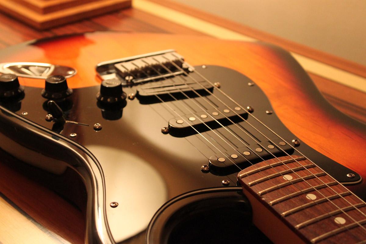 Выбираем гитару для новичков