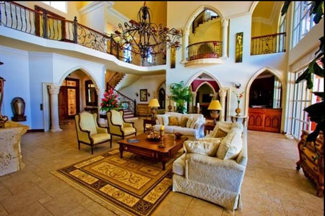 Интерьер квартиры в латиноамериканском стиле