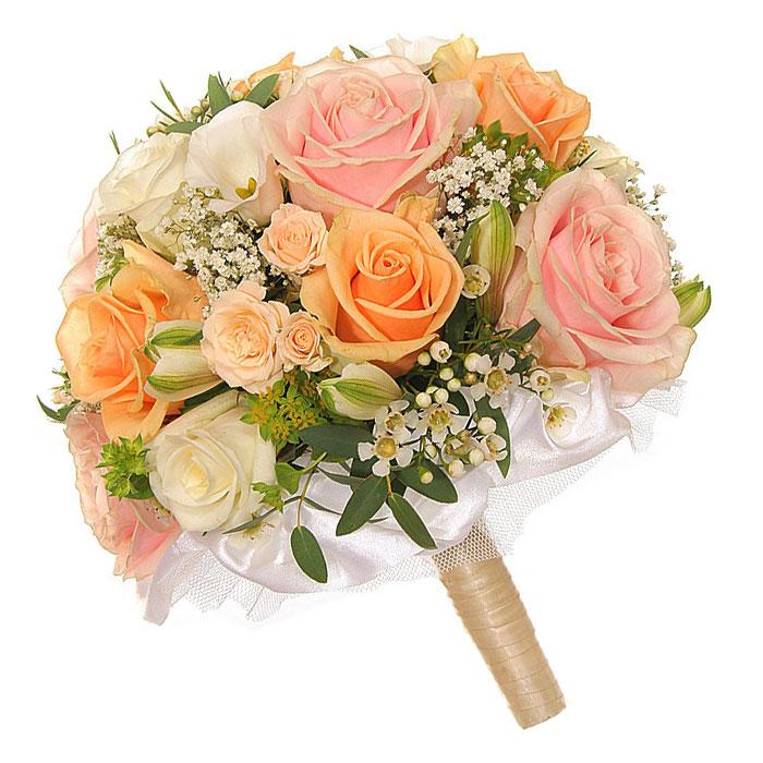 Как правильно выбрать свадебный букет невесты