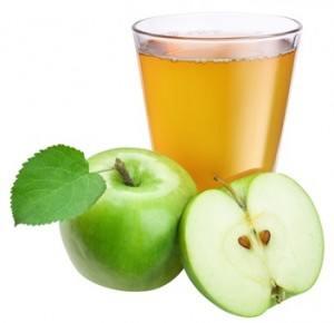 Целебный яблочный сок