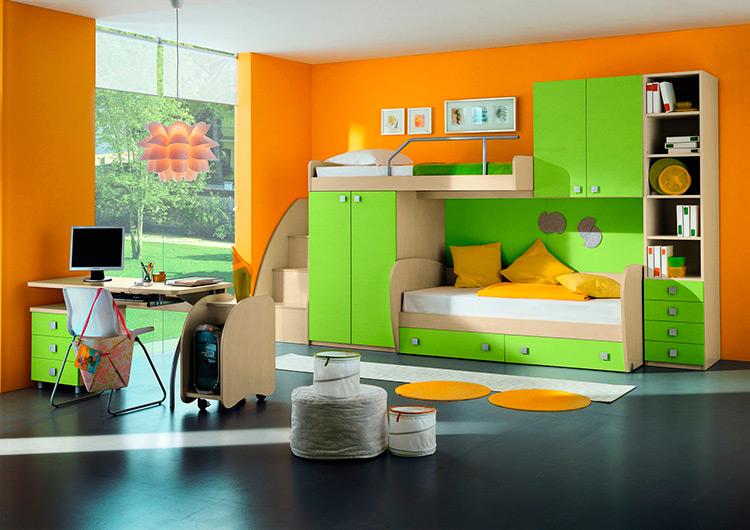 Что учесть при выборе детской мебели