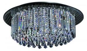 выбрать потолочные хрустальные светильники
