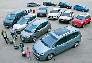Выбор авто для семьи