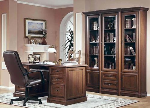 Дизайн своего домашнего кабинета