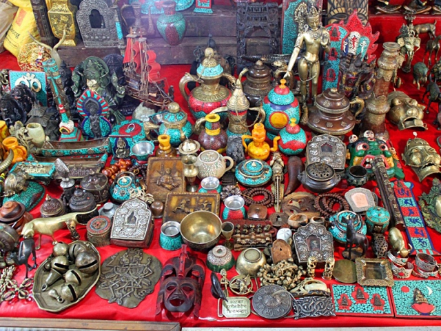 Какие сувениры привезти из Индии