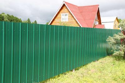 Какой забор подобрать для дачи