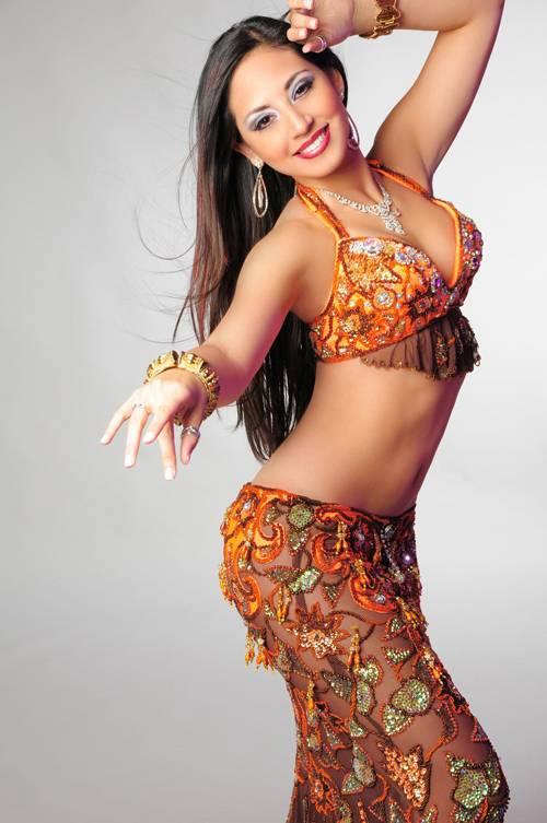 Как научиться танцевать восточные танцы