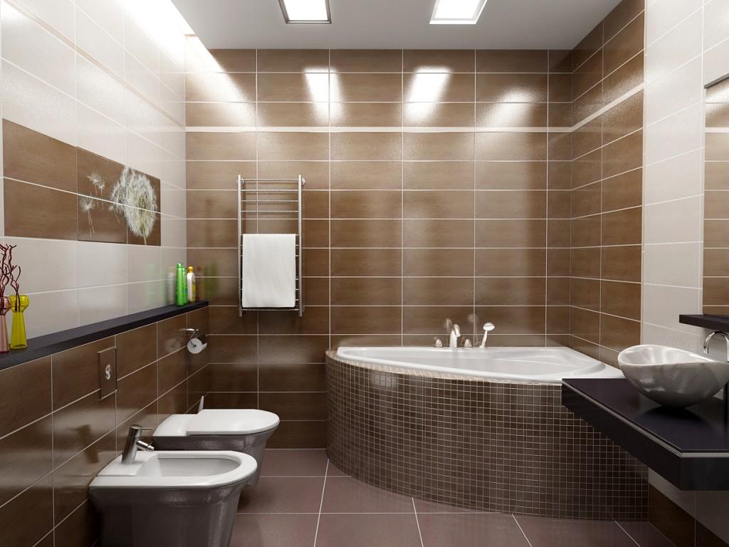 Как подобрать стильное и современное освещение для ванной комнаты
