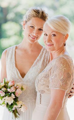Роль мамы невесты на свадьбе