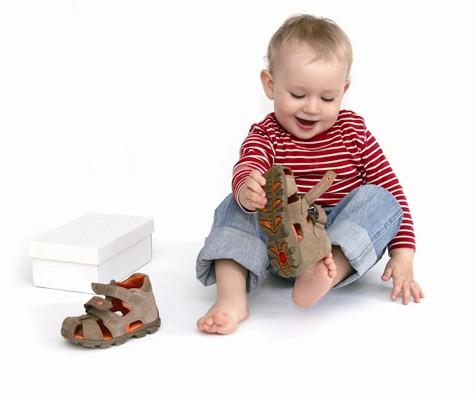 Советы при выборе обуви для ребенка