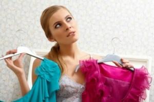 выбрать вечернее платье