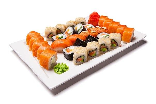 Как заказать суши и роллы с доставкой