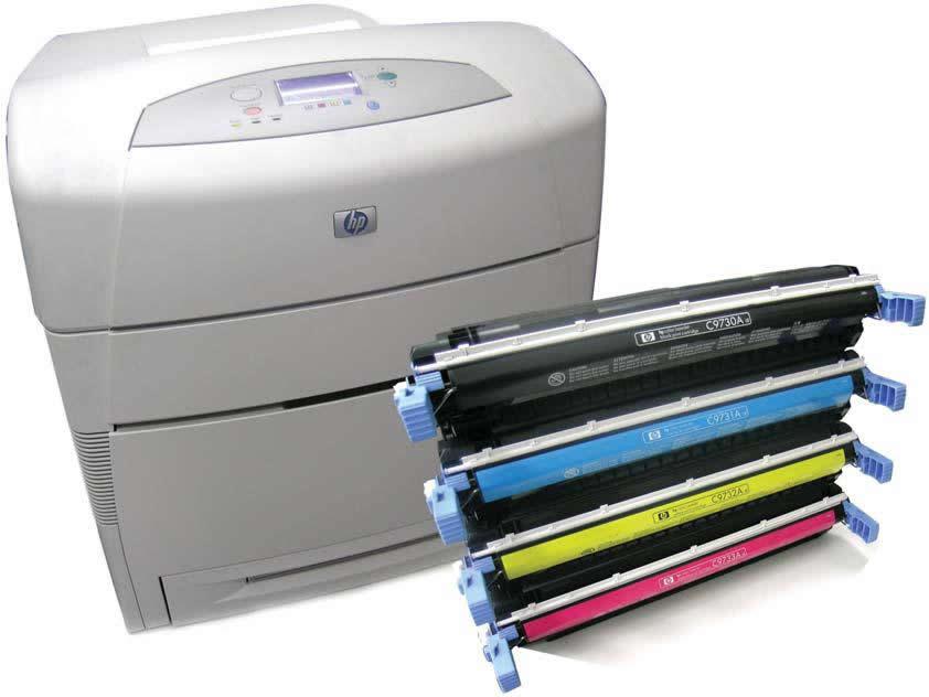 Как заправить картридж принтера