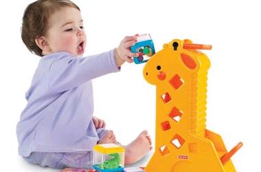 Как выбирать игрушки для детей 2-3 лет