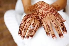 Роспись хной – древняя свадебная индийская традиция
