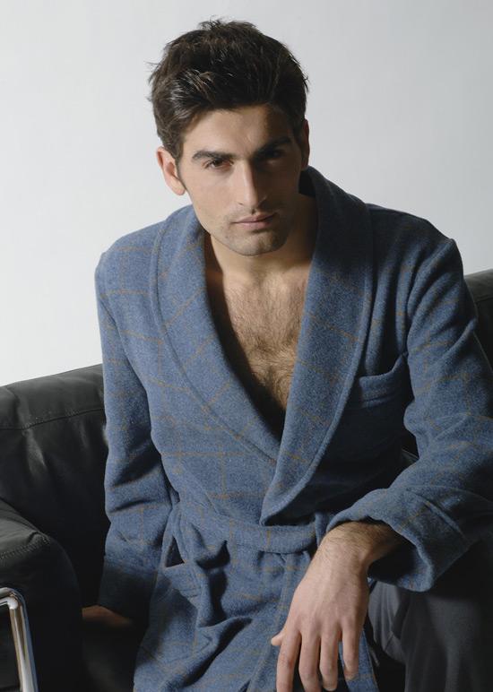 Как правильно выбрать мужской халат