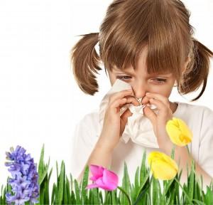 Цветы и аллергия