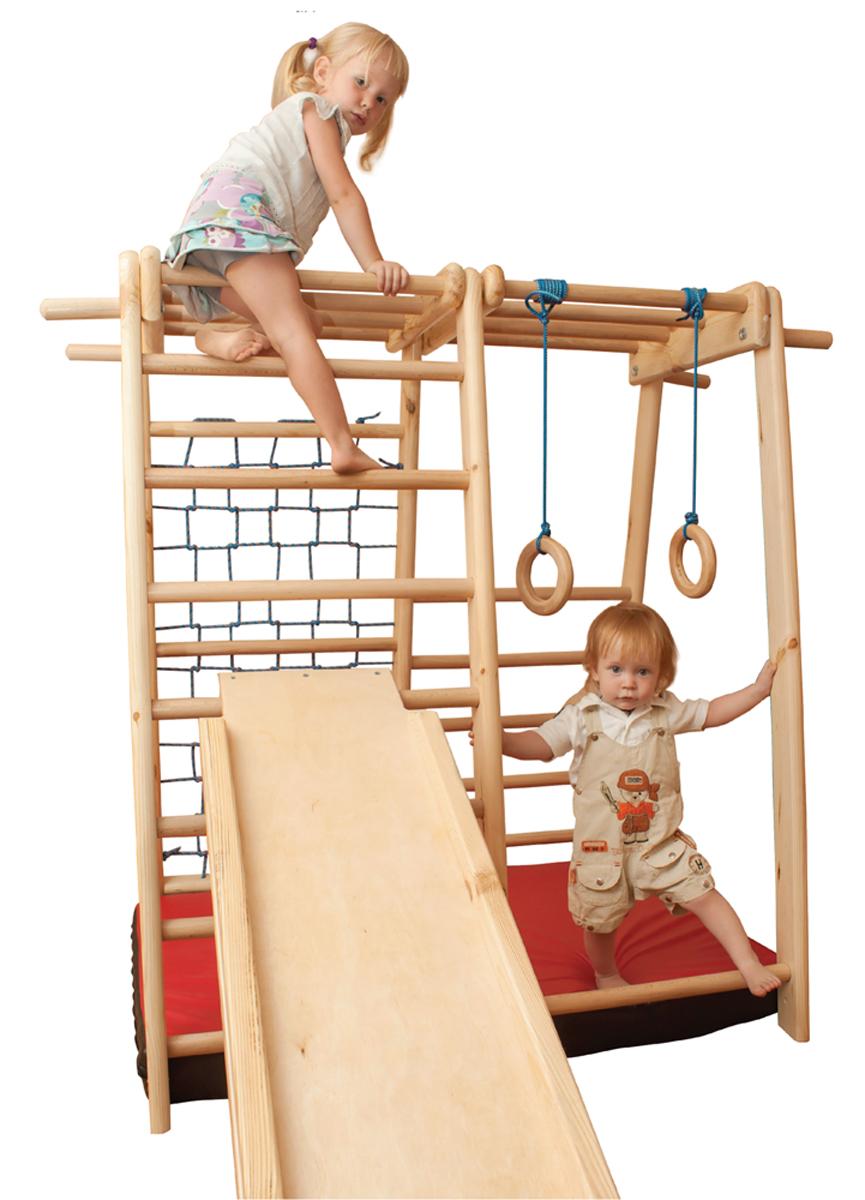 Как выбрать спортивный комплекс ребенку