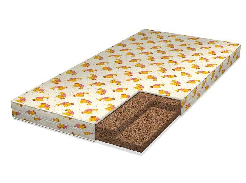 Грамотный выбор матраса в детскую кроватку