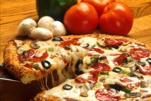 классическая неаполитанская пицца