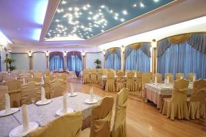 Как правильно выбрать банкетный зал для свадьбы