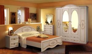 Какую  выбрать кровать для спальни