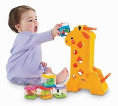 Как выбрать развивающую игрушку