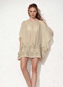 Как и зачем носить льняные летние платья
