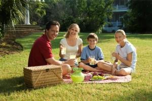 Подготовка к семейной фотосессии летом