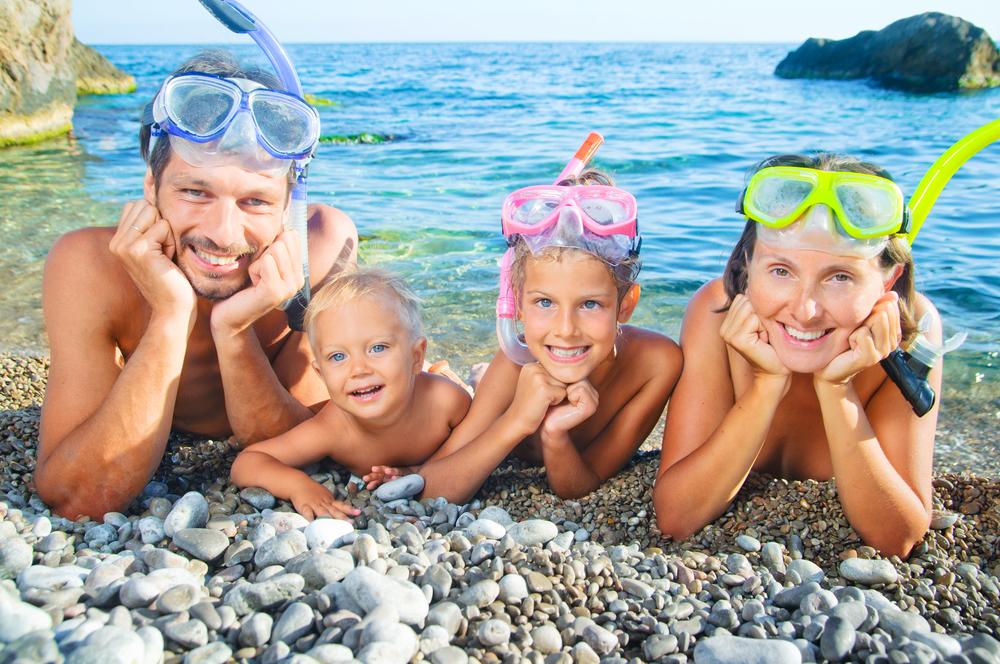 Отдых с детишками за границей