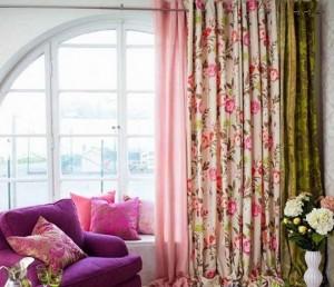 Советы по выбору ткани для штор
