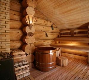Советы по обустройству бани внутри
