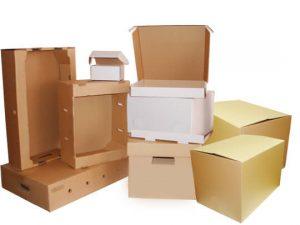 Как делают упаковку из картона