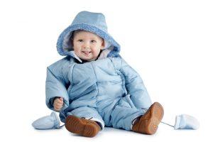 Как выбрать демисезонный комбинезон ребенку