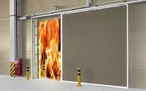 Как правильно выбрать противопожарные ворота