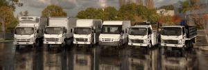 Грузовые автомобили Исузу: безопасность и технические преимущества