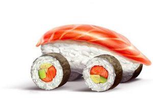 Как правильно выбрать доставку суши