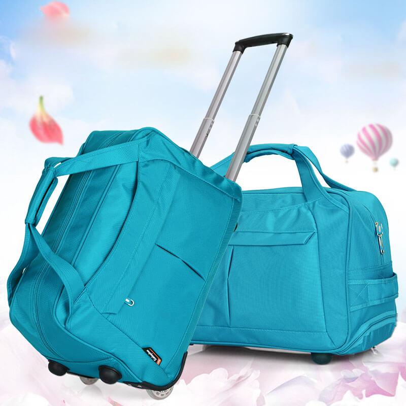 d16cb7b62806 Как выбрать дорожную сумку на колесах | Хорошие советы